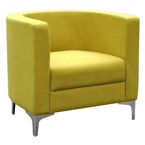 Evia Tub Chair, Lime