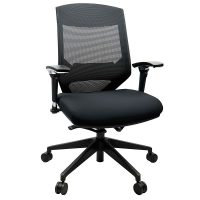 Lara Chair, Black
