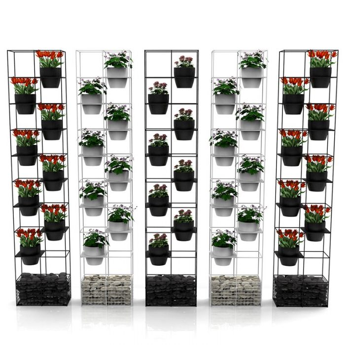 vertical office garden