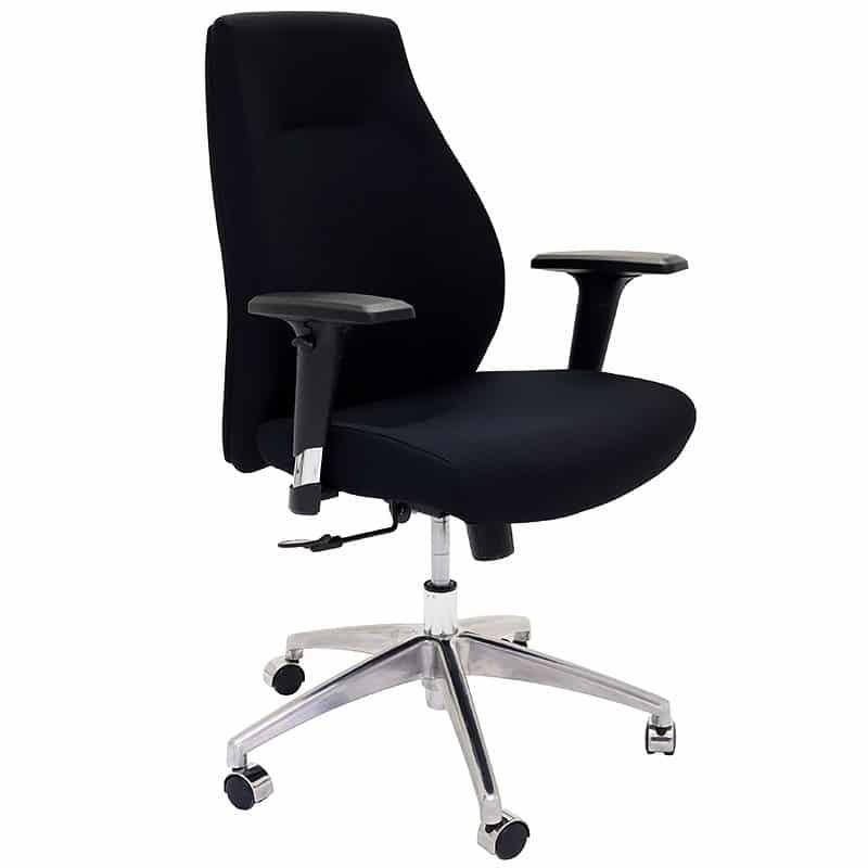 Glebe High Back Chair