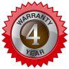 Fast Office Furniture 4 Year Warranty