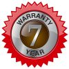 Fast Office Furniture 7 Year Warranty