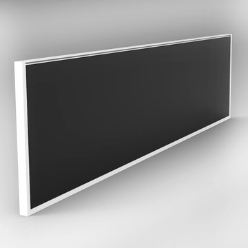 Integral Express Desk Mount Screen Divider