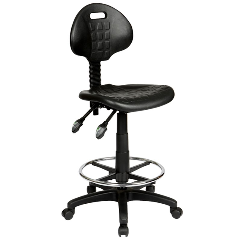 Lis Industrial Drafting Chair