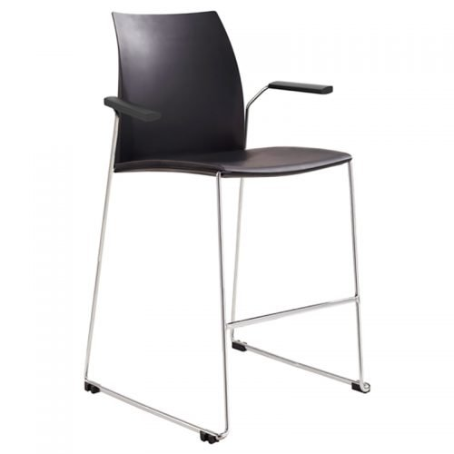 Neo Bar Stool with Arms