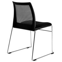 Neo Mesh Back Chair, Rear View