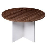 Aspect Round Meeting Table