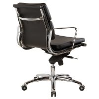 Elite Medium Back Chair, Rear View