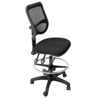 Stradbroke Mesh Back Drafting Chair