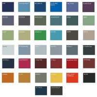 Trend Pin Board Fabric Colour Range