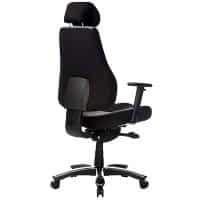 Tough Heavy Duty Chair, Rear Right View