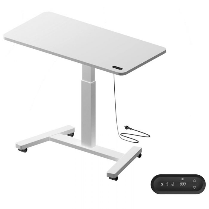Portable sit stand desk