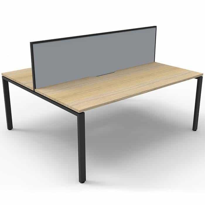 Natural Oak Desk