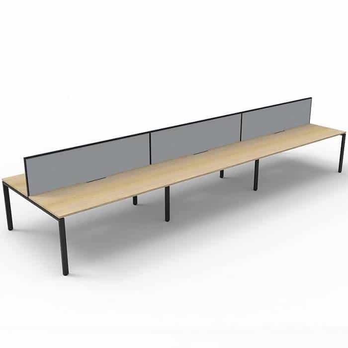 OLG Anvil Oak Desk
