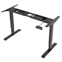 black sit to stand frame