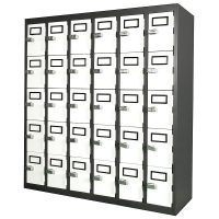 Secure 30 Door Phone Lockers