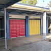 Smart ABS Plastic Lockers Example 2