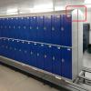 Smart Locker Sloping Top Detail 1