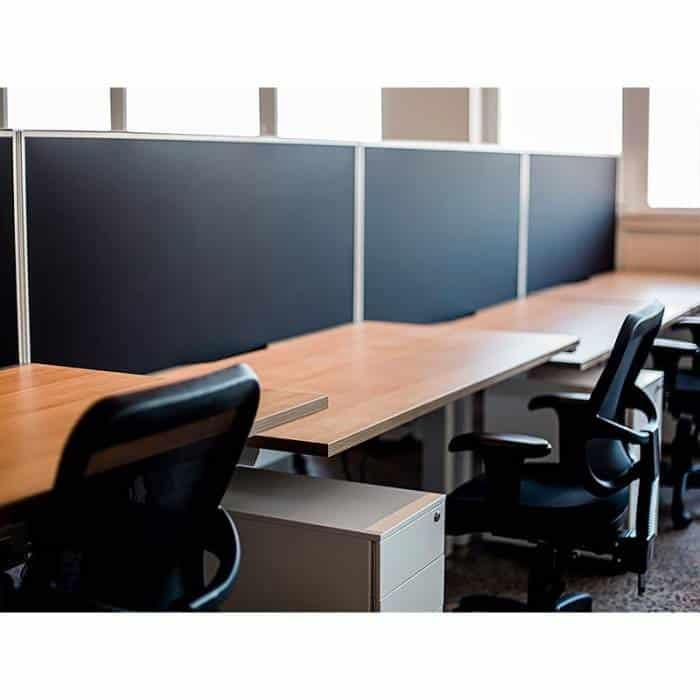 Cali Electric Height Adjustable Desks, Example 2