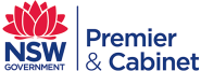 NSW Premier and Cabinet logo