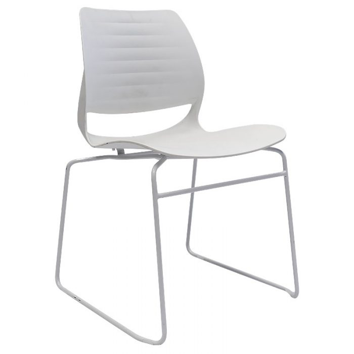 Cinta Chair, White