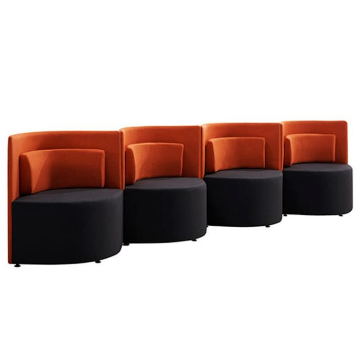 Fizz Low Back Chairs, Group
