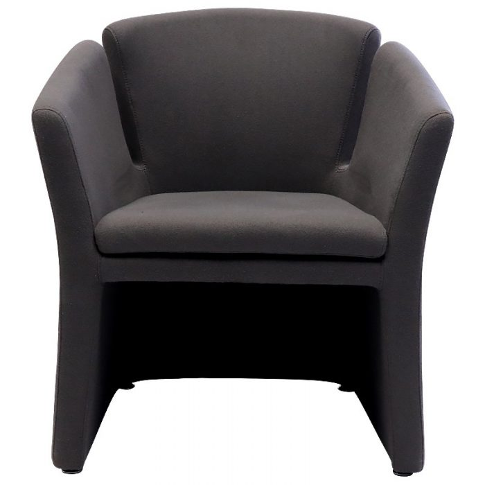 James Tub Chair, Front View