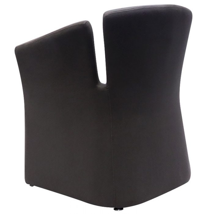 James Tub Chair, Rear View