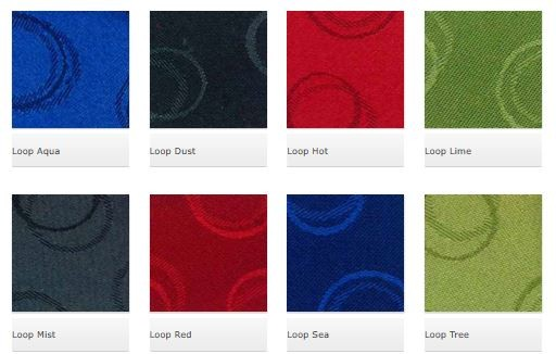 Loop Fabric Range