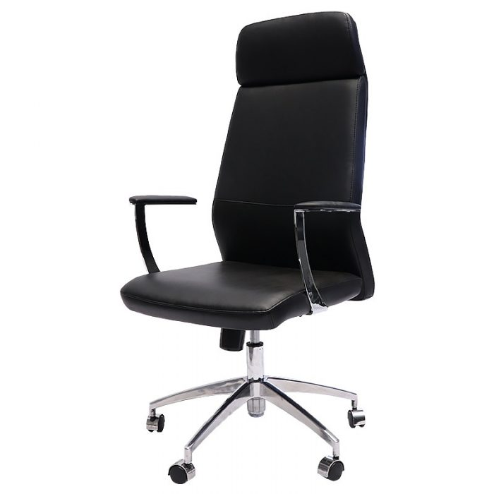 Vanessa Pro High Back Chair, Front Angle View