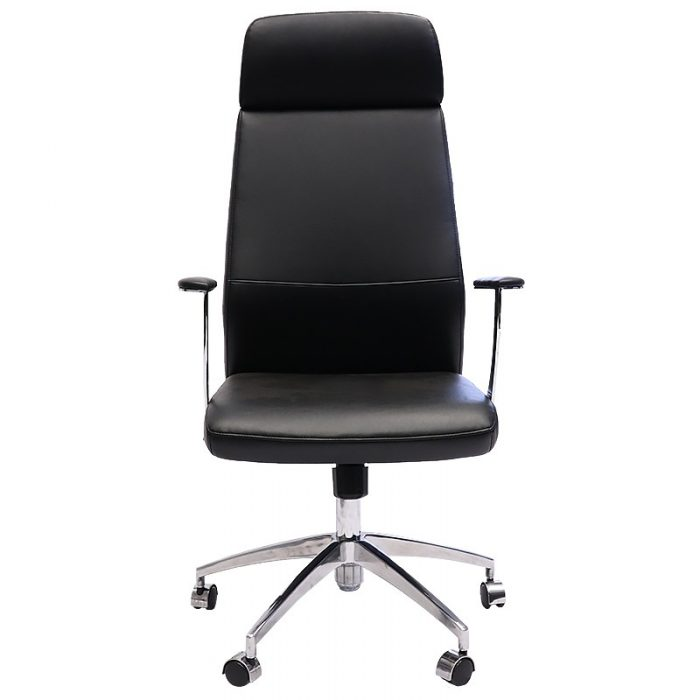 Vanessa Pro High Back Chair, Front View