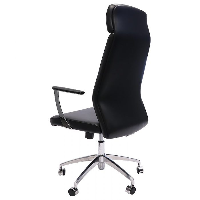 Vanessa Pro High Back Chair, Rear Angle View 2