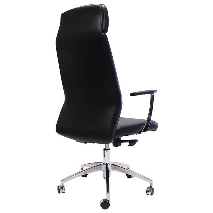 Vanessa Pro High Back Chair, Rear Angle View