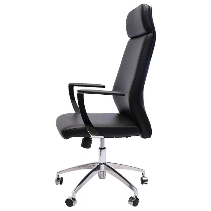 Vanessa Pro High Back Chair, Side View 2
