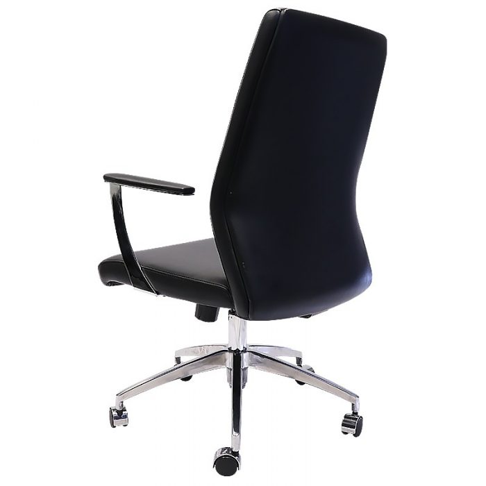 Vanessa Pro Medium Back Chair, Rear Angle View 2