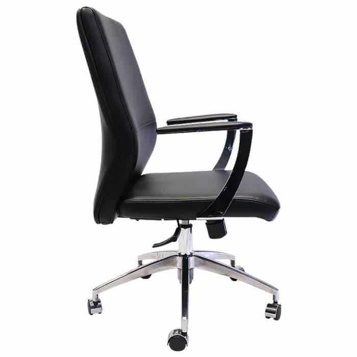 Vanessa Pro Medium Back Chair, Side View