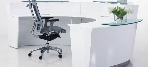 brilliance reception desk
