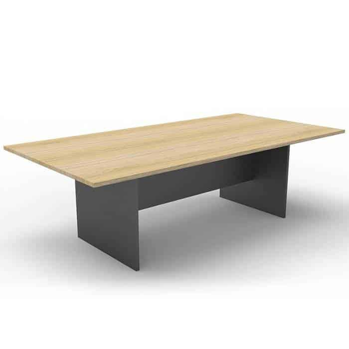 Oak Timber Boardroom Table