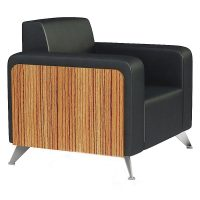 Novara executive lounge chair