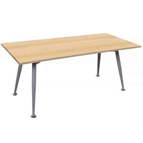Oak Square Table