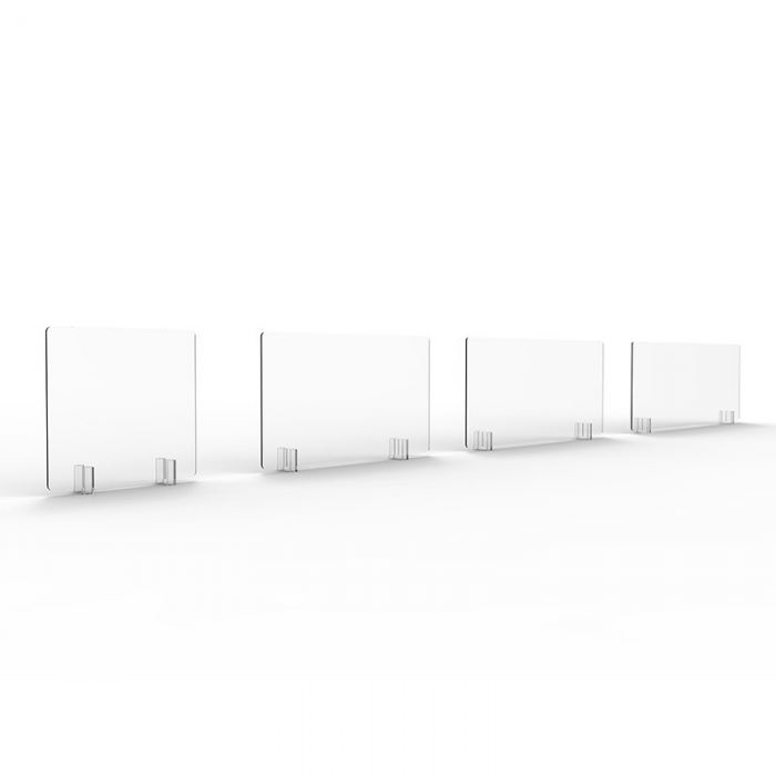 clear dividers