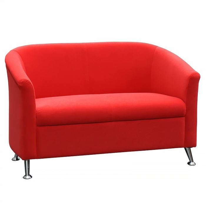 Red 2 seat tub