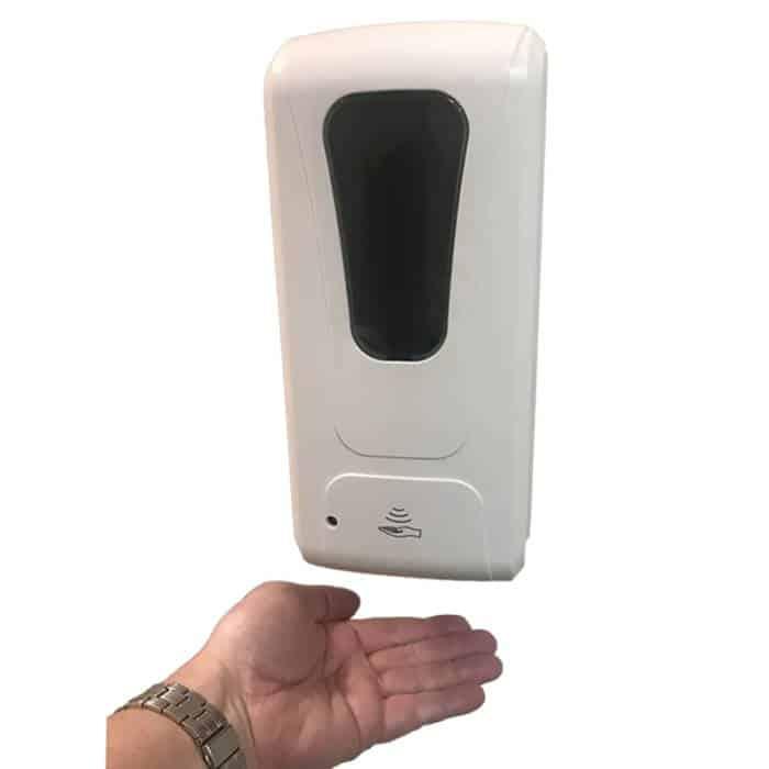 Sanitiser dispenser