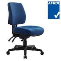 Buro Roma Chair, Blue