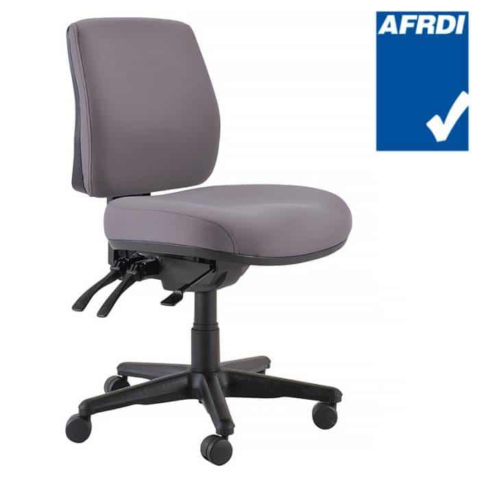 Buro Roma Chair, Charcoal